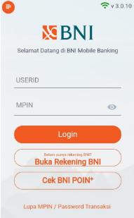 Cara bayar angsuran FIF di BNI Mobile