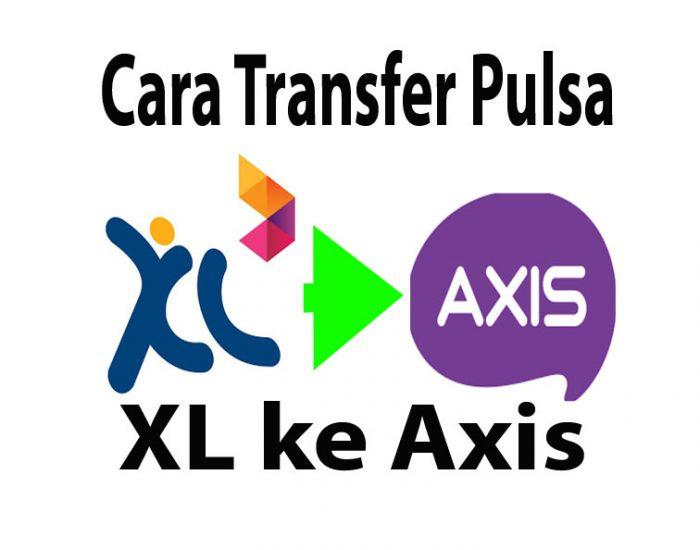 Cara Transfer Pulsa Xl Ke Operator Lain Dan Sesama 1 Jt X Dibaca
