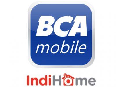 bayar indihome lewat BCA