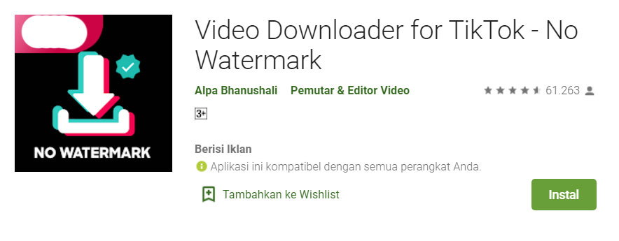 tiktok video downloader no watermark